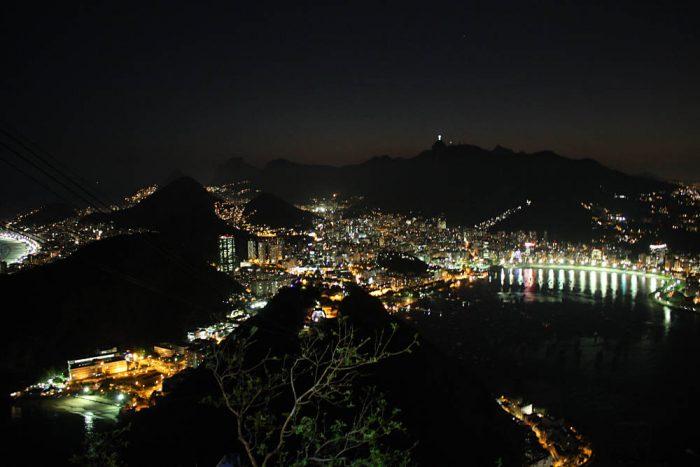In Rio wird man im Dunkeln die Fußball WM 2018 anschauen! (Foto: eigene Quelle)