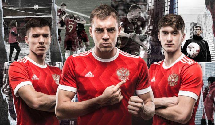 Kann Russland beim Confed Cup überzeugen? Photo: Adidas Presse