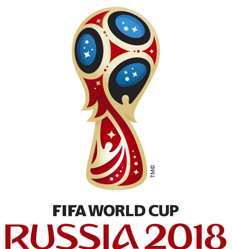 wm logo russland 2018 fussball weltmeisterschaft 2018. Black Bedroom Furniture Sets. Home Design Ideas
