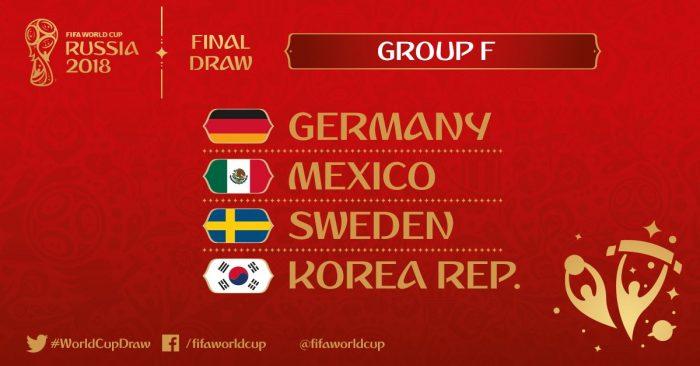 Wer spielt gegen Deutschland bei der Fußball WM 2018?