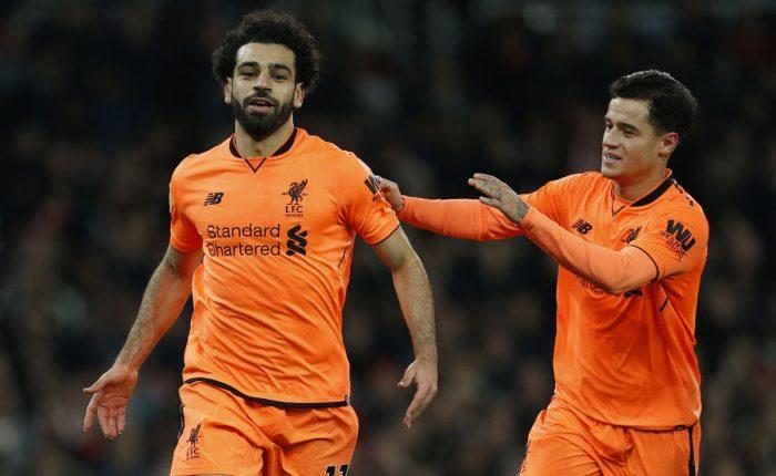 Mohamed Salah vom FC Liverpool - die große Hoffnung von Ägypten bei der Fußball WM 2018! (Foto AFP)